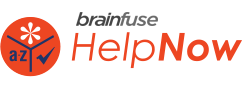Logo for Brainfuse HelpNow